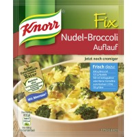 Knorr Fix Nudel Brocco 21*46g