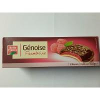 Soft Cake Himbeer/Schokolade 150 g. BF 12 stk. pro Karton