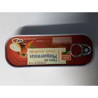 Makrelefilet Escabèche Sauce 85 g. BF 12 stk pro Karton