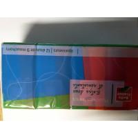 Taschentücher 12 * 9 Stück BF 16 stk. pro Karton