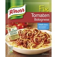 Knorr Fix Tomat Bologn 47g 20 stk pro karton