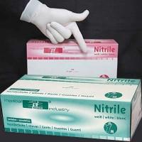 Handschuhe Nitril M 100 er  10 Pack Pro Karton