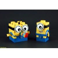 MINNIONS LEGO EGG 18 STK PRO PACK