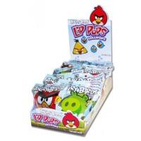Angry Birds Lip Pops 12 Stk pro Pack
