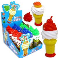 SPIEN ICE CREAM  CANDY