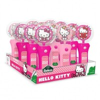 HELLO KITTY CANDY LICHT SPINNER BALL 72 STK. PRO KARTON