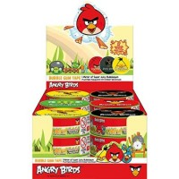 Angry Birds Bubble Gumm  18 stk pro Pack