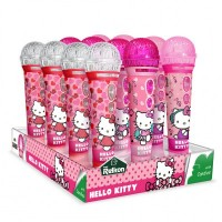 HELLO KITTY CANDY LICHT MICROPHONE 72 STK. PRO KARTON