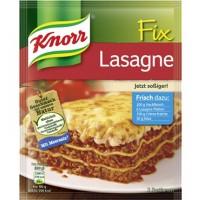 Knorr Fix Lasagne 56g 20 stk pro karton