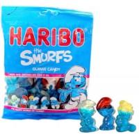 Helal Haribo Smurfs 75g 30 Stück pro Karton
